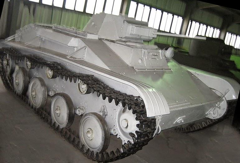 Советский танк Т60