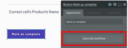 Marking a Shopify clone app order as complete