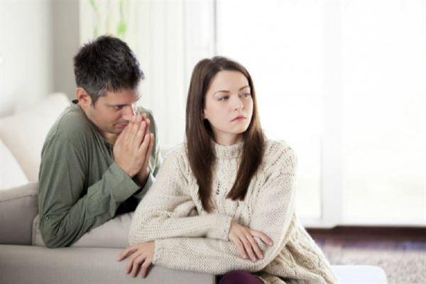 Bí quyết để các anh chồng có thể xoa dịu cơn giận của vợ