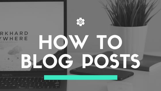 Làm thế nào để viết một bài đăng trên blog sẽ tăng SEO