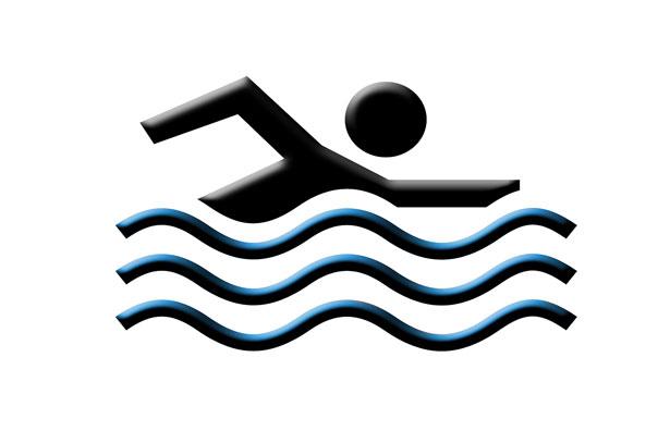 Swimming - Symbol