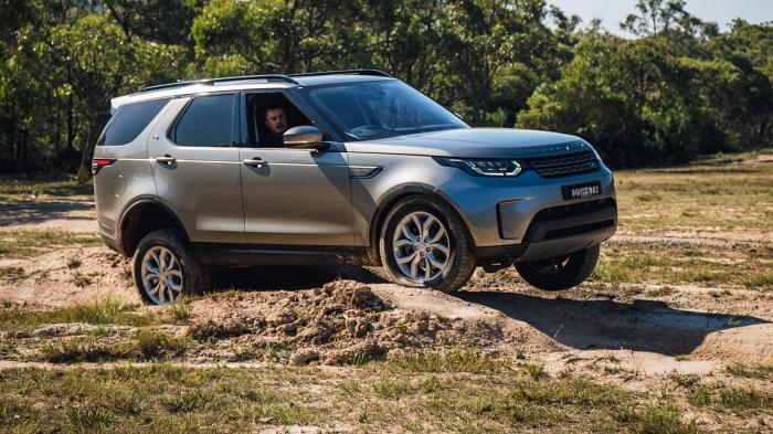 Range Rover Velar สามารถไต่เนินได้สูงขนาดนี้