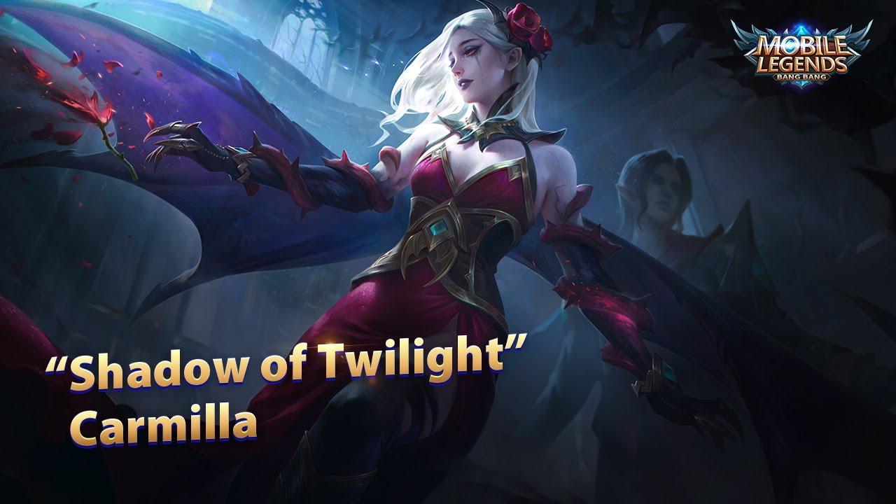 Skill dan Gameplay dari Hero Carmilla Mobile Legends!