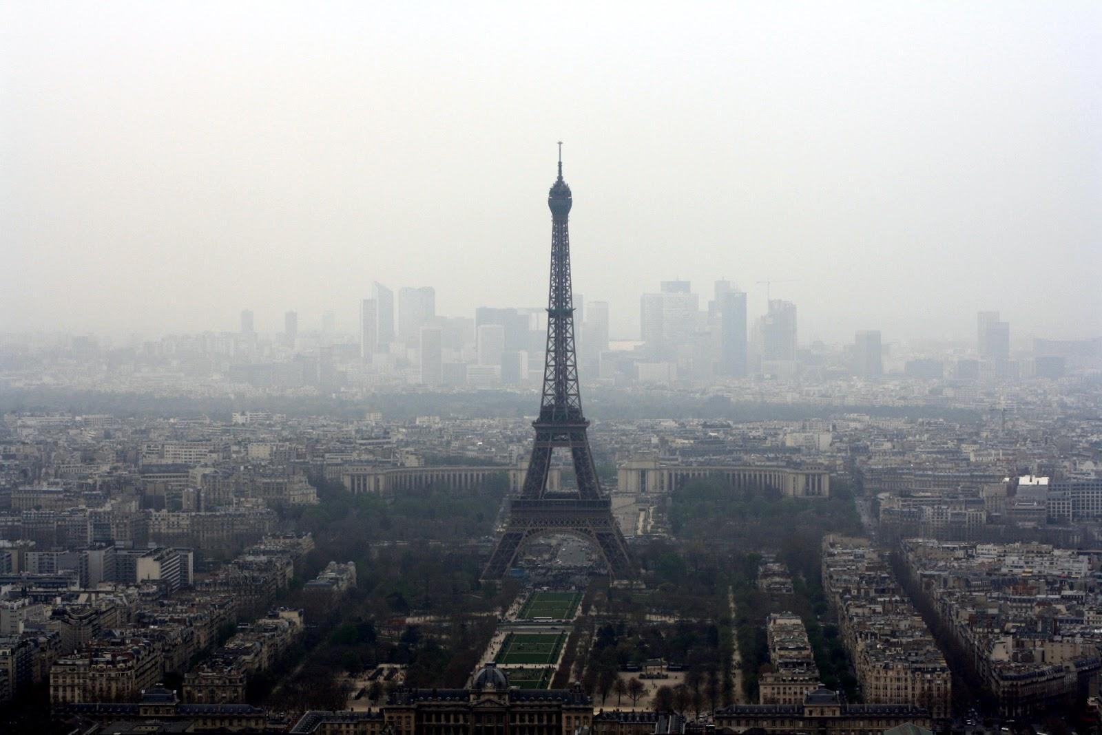 Acordo de Paris tornou capital francesa uma das referências contra poluição no mundo. (Fonte: Pexels)