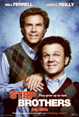 Image result for step brothers movie poster