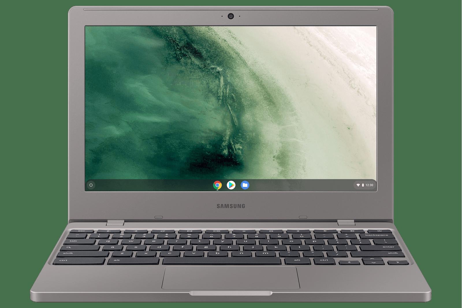 Imagem do notebook modelo Samsung Chromebook SS