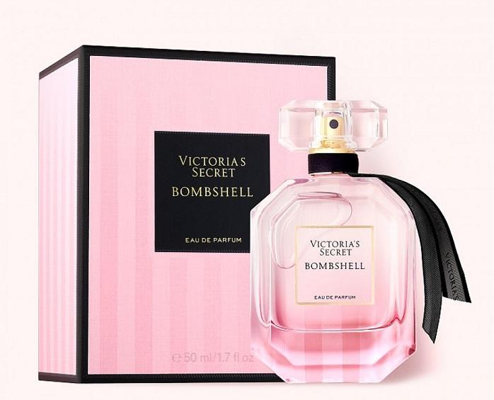 Серия ароматов Bombshell от Victoria's Secret