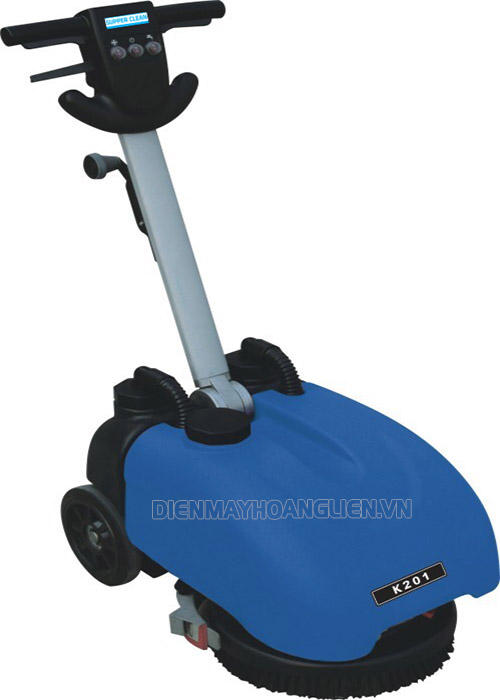 Super Clean K201 dòng máy chà sàn mini cho bệnh viện