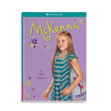 Image result for mckenna shoots book