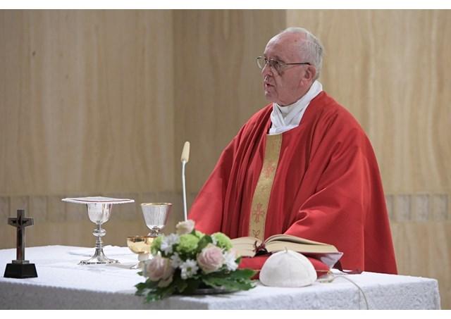 Đức Thánh Cha Phanxico: nếu anh em muốn lòng thương xót, hãy biết nhận mình là những tội nhân