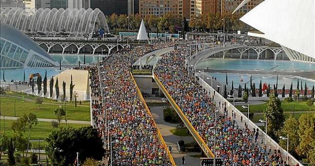Resultado de imagen de record maraton valencia