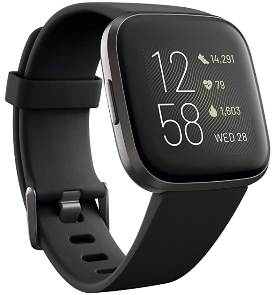 Fitbit Versa 2 Health and Fitness Smartwatch | Thunder Funding