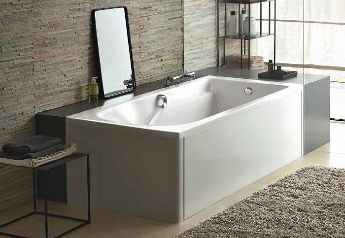 Прямоугольные ванны в DomoSpa