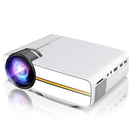 Portable movie projector