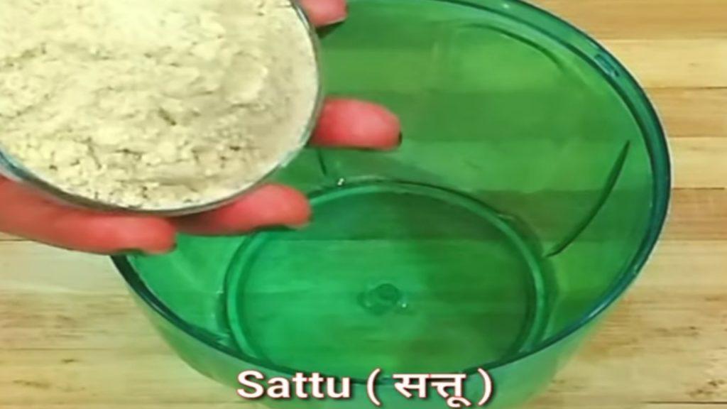 How to make masala sattu drink