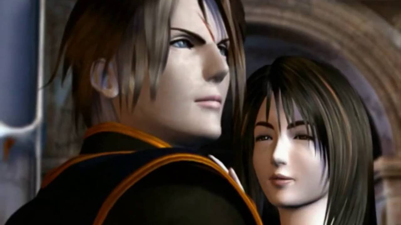 Final Fantasy VIII is not a top PS1 RPG - peaceful scene