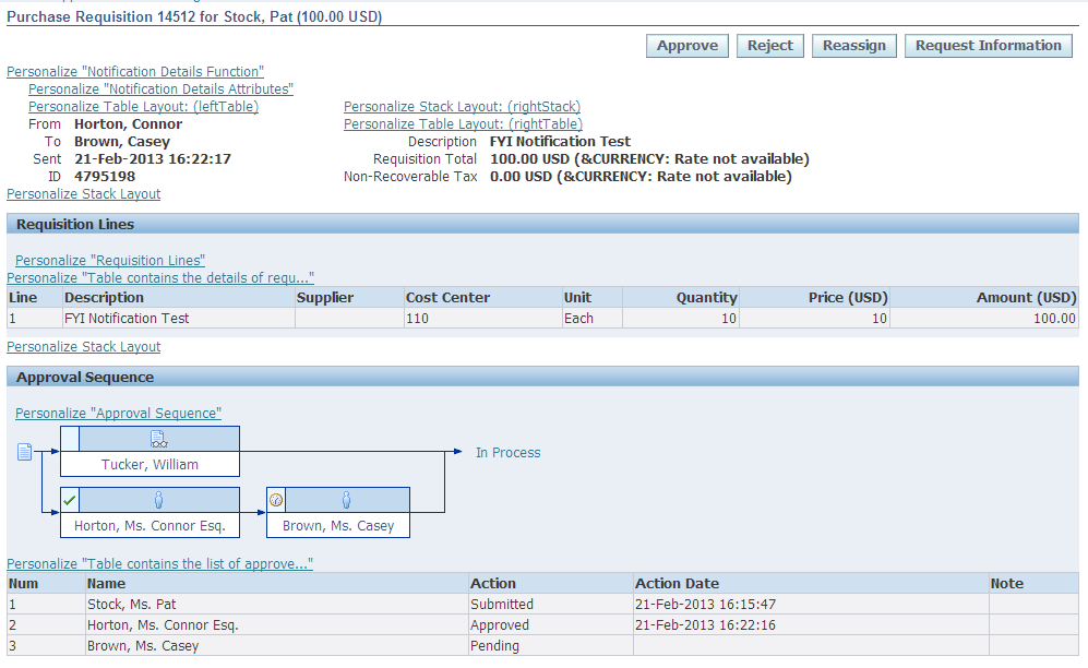 ORACLE MASTERMINDS White Paper On Advanced Approval Using Approval - Oracle r12 ap invoice approval workflow