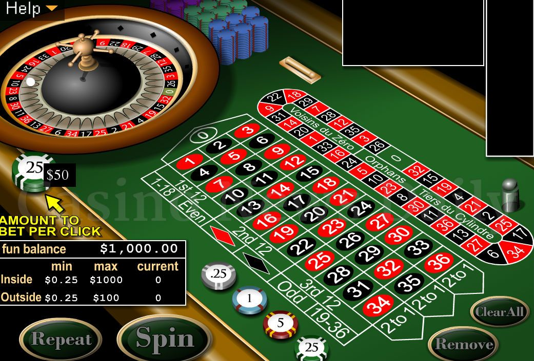 Tìm hiểu kỹ các thao tác, kỹ năng khi chơi game bài Roulette
