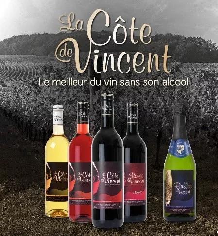 Dealko víno, francouzské nealkoholické víno a sekt Bruno Marret