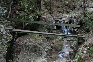 Brücke über den Sebastianbach