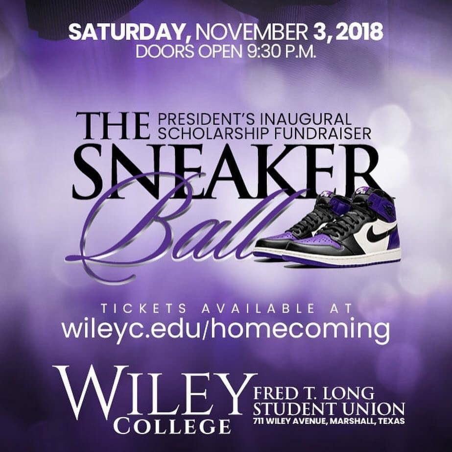 Wiley College President's Inaugural Scholarship Fundraiser 2018