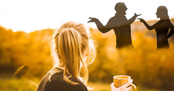 Hãy tự nhìn lại bản thân xem mình có phải là nguyên nhân khiến đối phương chán nản và nói lời chia tay không.