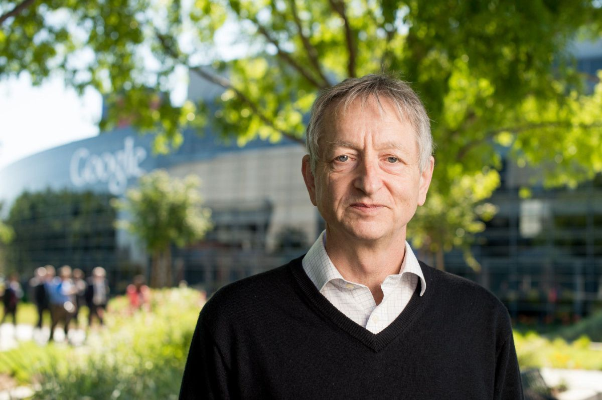 Machine Learning Influencers to Follow- Geoffrey Hinton