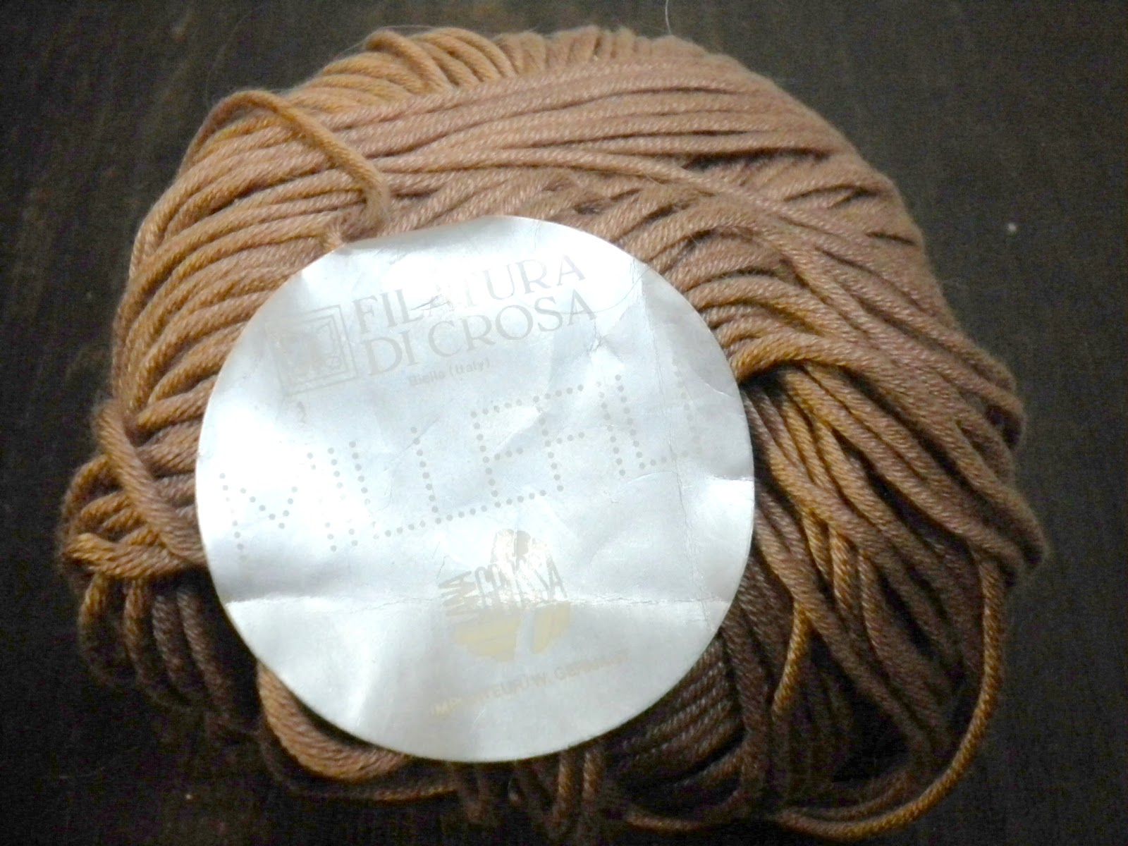 Lana Grossa Austermann Schewe Retro otros Cable 4-5 100/% algodón