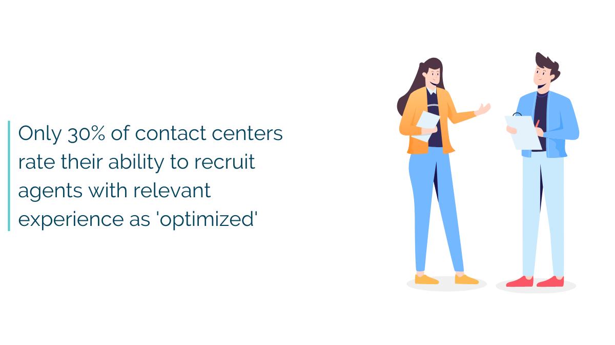 hiring call center agents