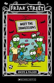Image result for freak street meet the zombiesons