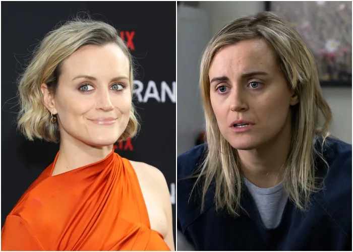 Taylor Schilling - Piper Chapman Orange is the new Black protagoniste