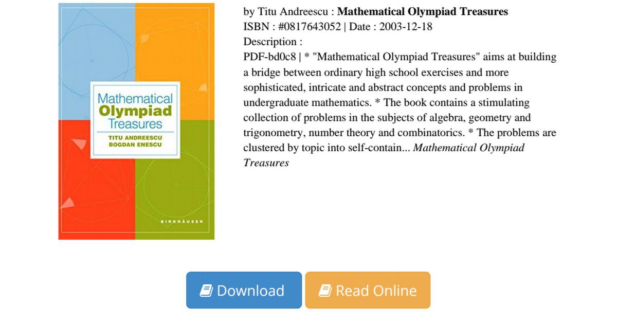 Mathematical-Olympiad-Treasures-Titu-Andreescu-PDF-ad4d36663 pdf