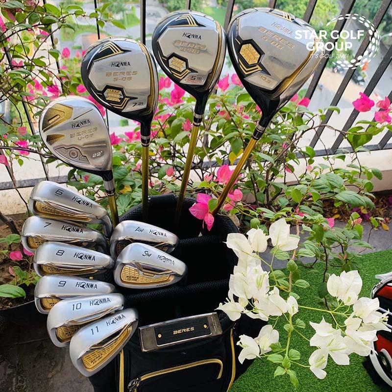 Các loại gậy Golf cũ mới chính hãng, uy tín, chất lượng tại Star Golf Group