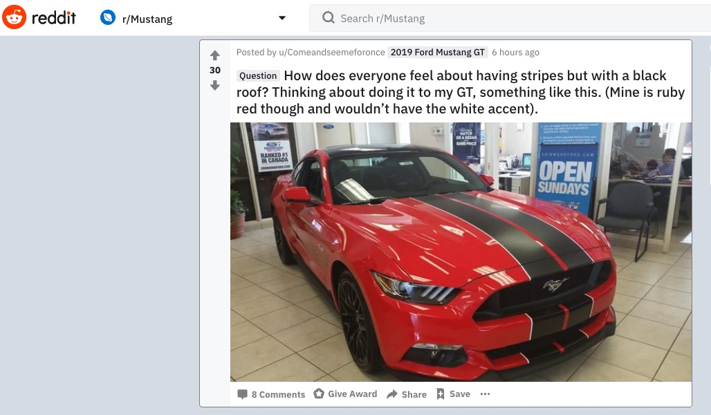 Our Seven Favorite Subreddits For Car Fans Heartland Ford
