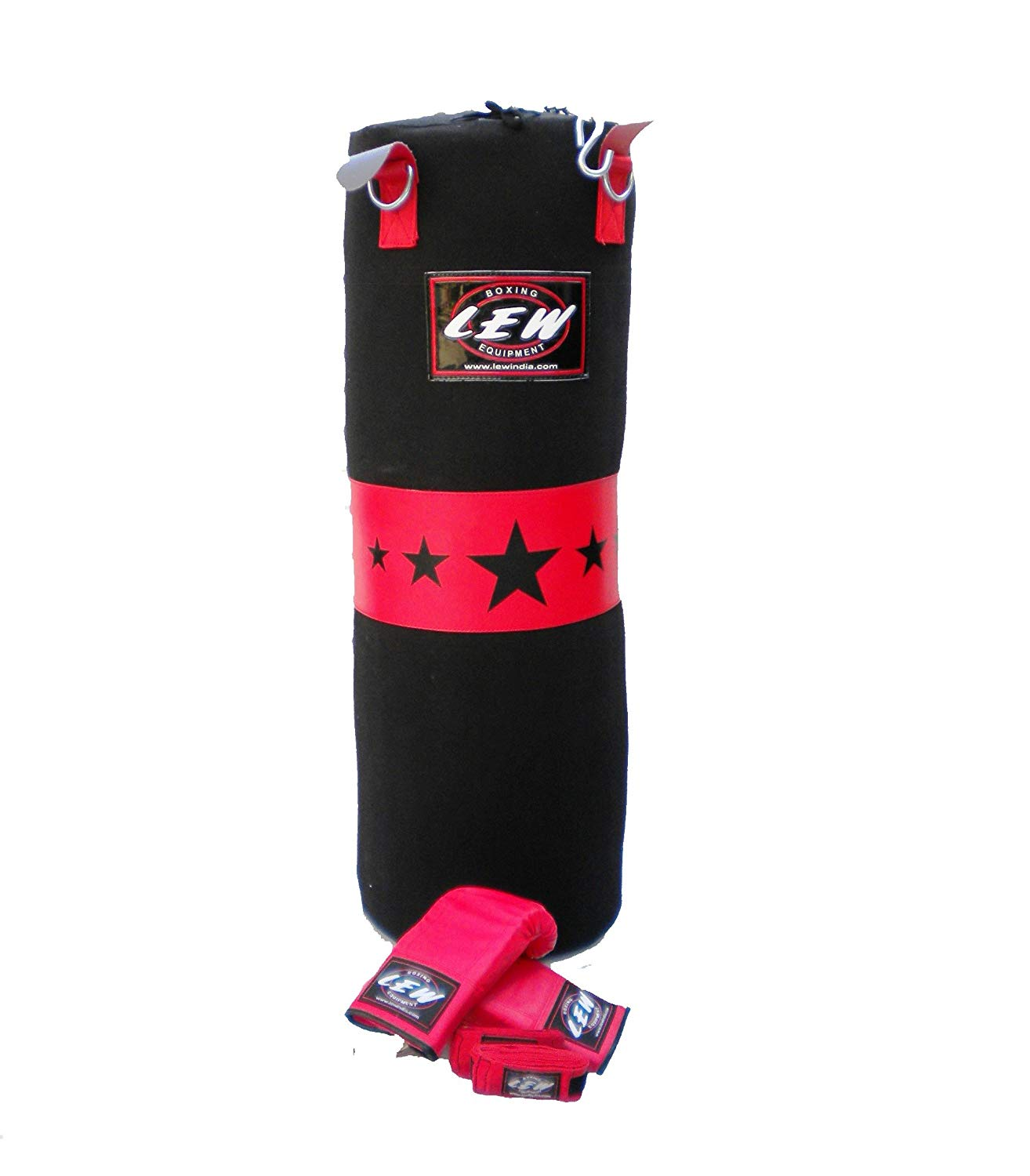 LEW-Canvas-36-Inches--Filled-Punching-Bag