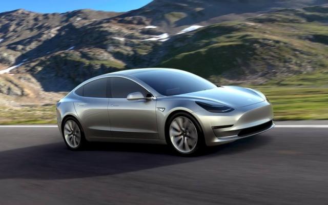 Model 3, da Tesla, está entre itens de desejo dos novos milionários de tecnologia