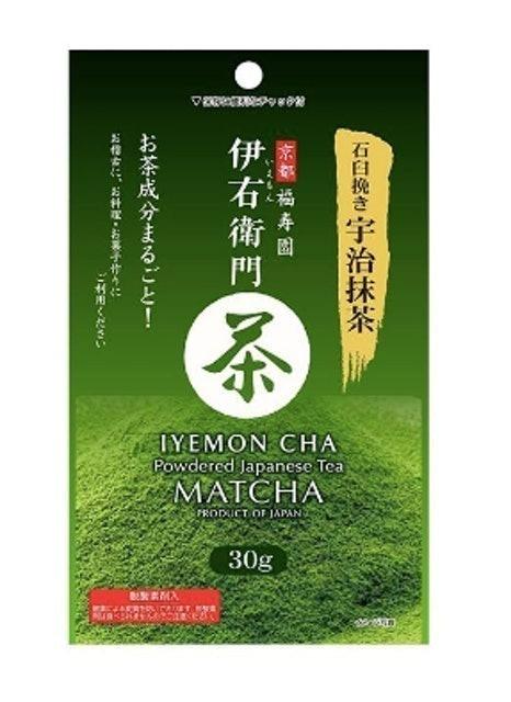 3. ชาเขียว Iyemon Matcha