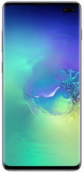 Инновационный смартфон Samsung Galaxy S10+ G975F Green
