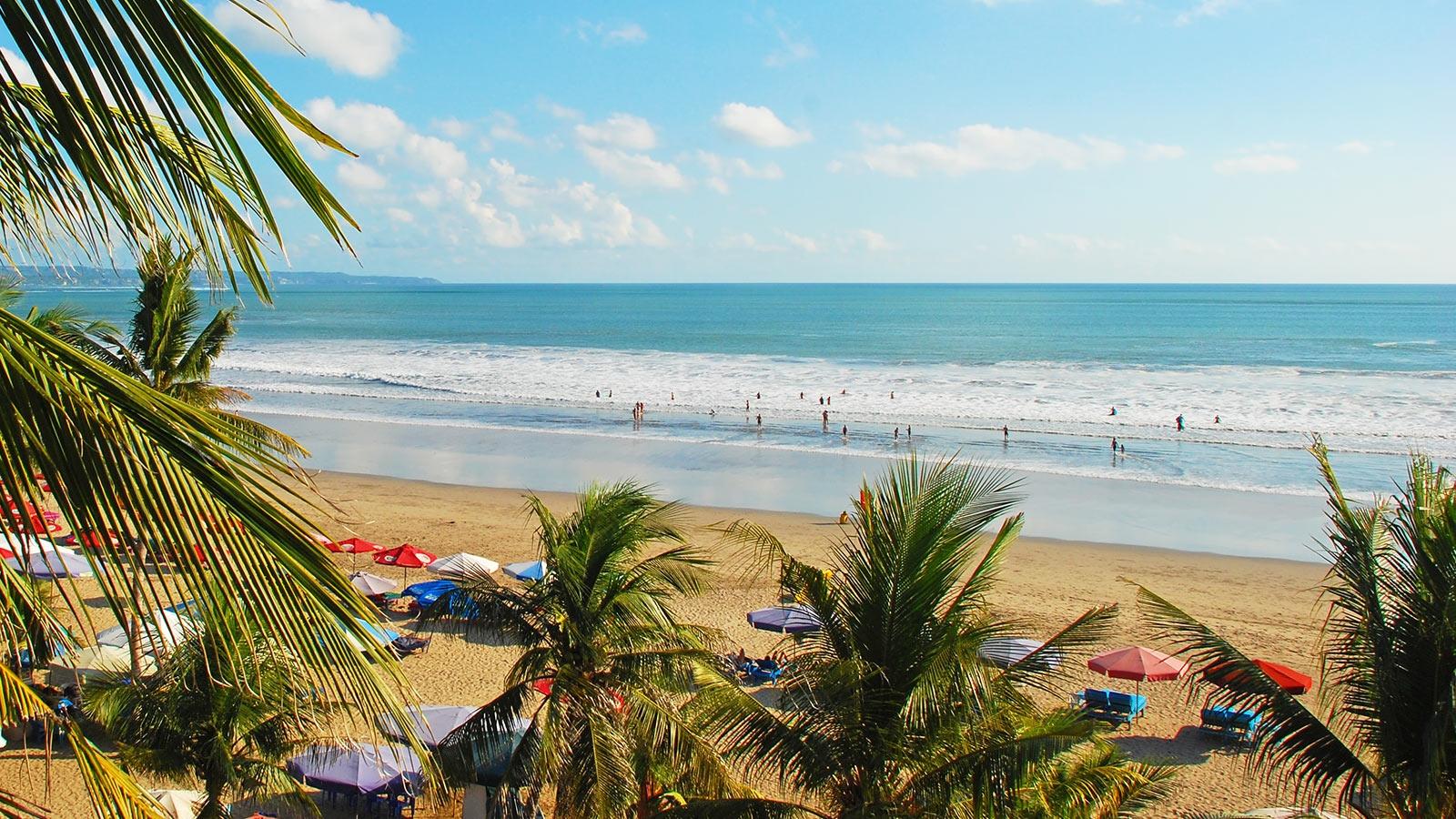 bãi biển Bali 3