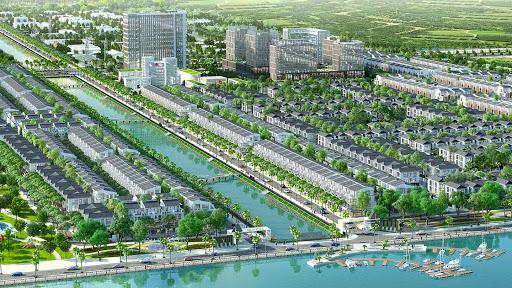 dự án Green Sailing Town