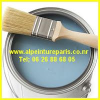 entreprise peinture paris et ile de france
