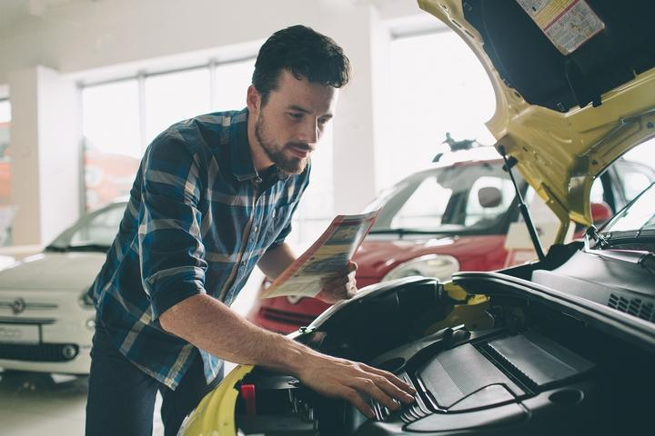 5 Steps to Inspect a Rental Car - Incubar