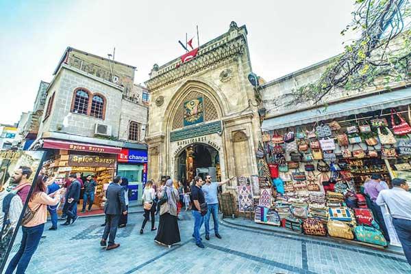 گرند بازار ترکیه
