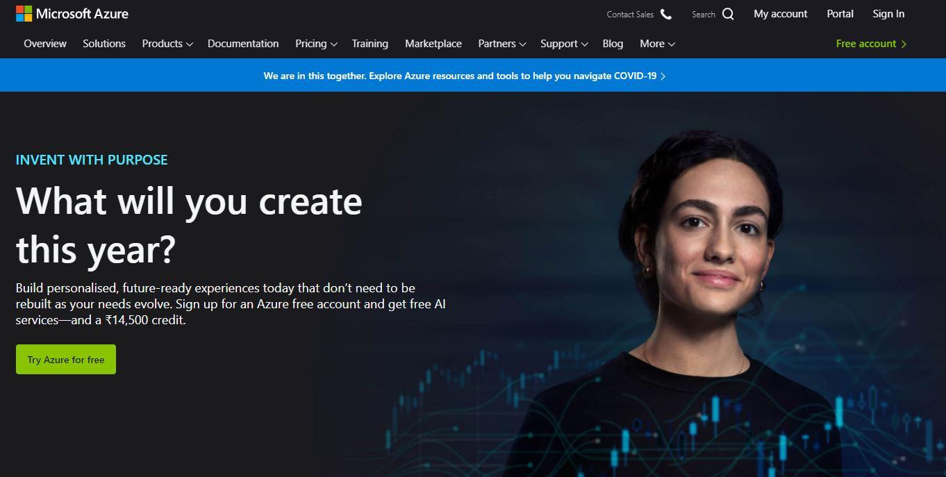 Microsoft Azure - Windows Cloud Services