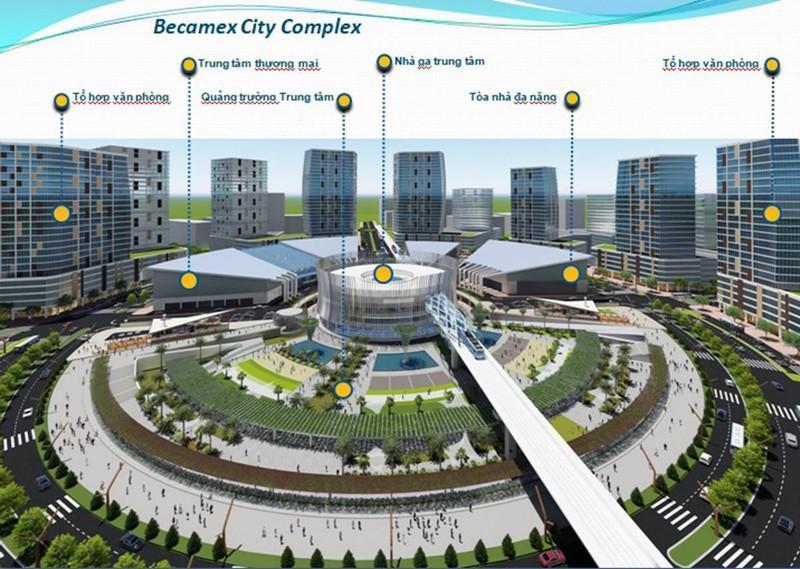 2 trung tâm thương mại lớn nhất Việt Nam hiện nay nằm ở đâu?