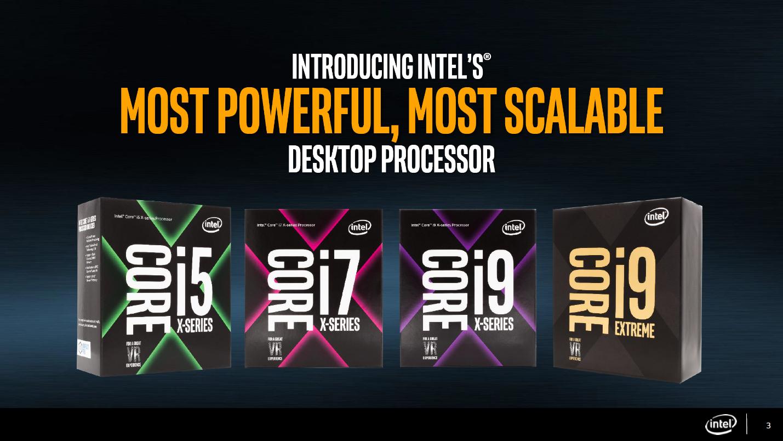 Intel Coffee Lake sẽ chính thức lộ diện vào ngày 5/10 sắp tới?