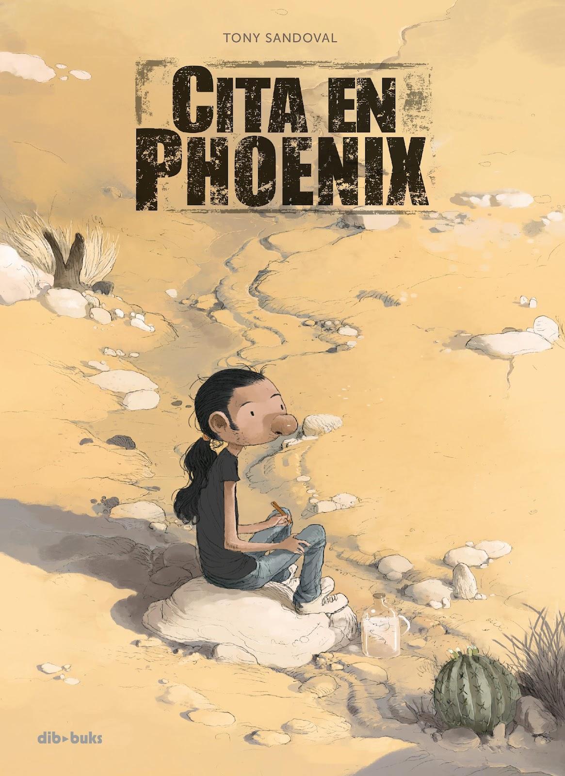Resultado de imagen de cita en phoenix tony sandoval