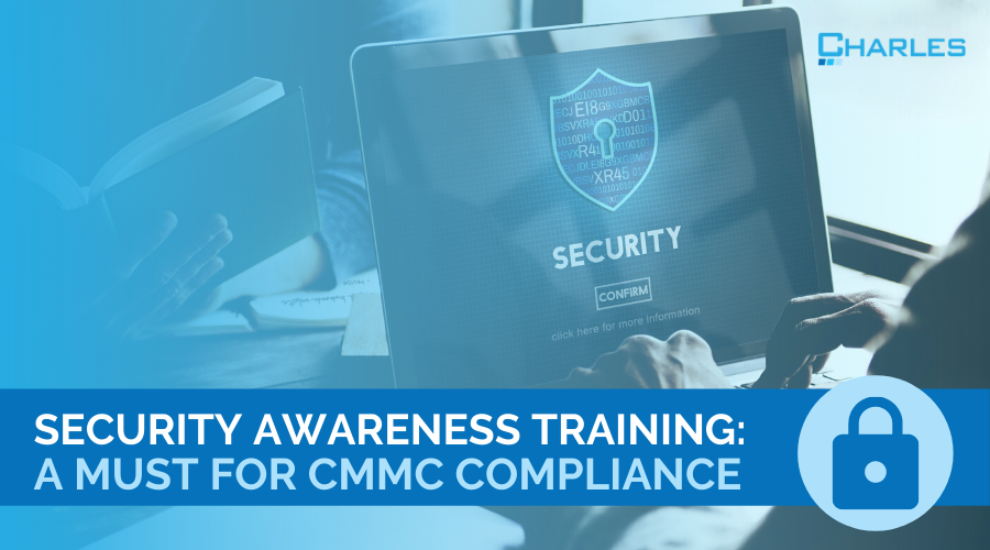 Security Awareness Training: A Must for DoD CMMC Compliance