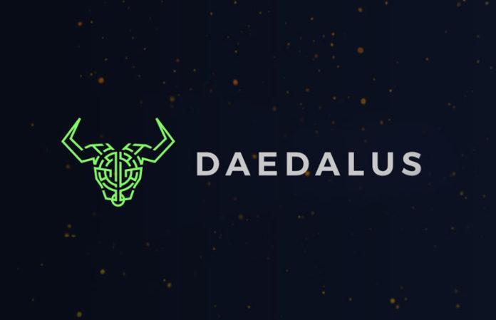 Daedalus Cardano wallet