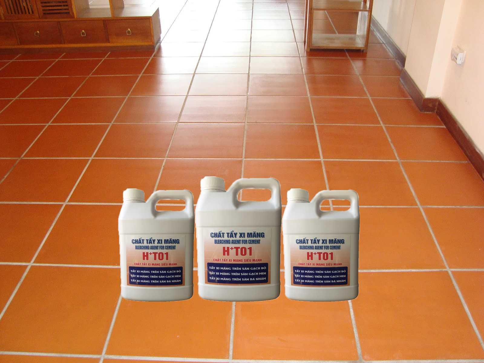 4 cách tẩy xi măng trắng trên nền gạch dễ dàng và thuận tiện   Cleanipedia